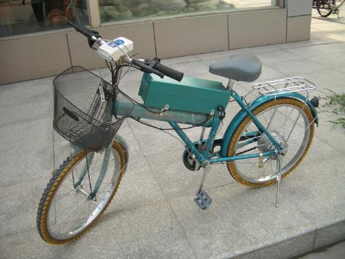 轮毂电机/自行车改装电动车整套配件