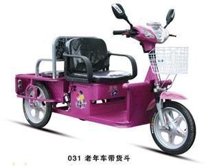 明宇老年带货斗电动三轮车