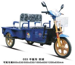 江苏明宇四球平板电动三轮车