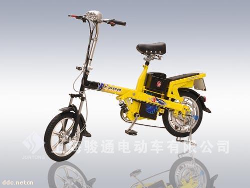大男孩简易电动自行车